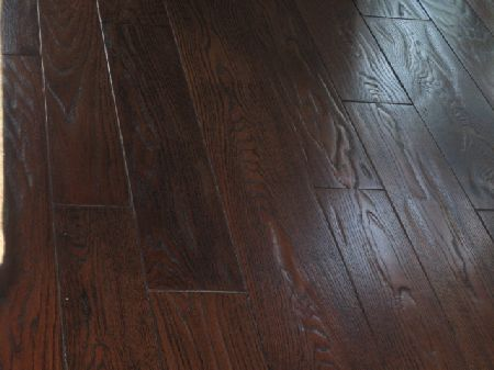 Houston Hand Scraped Hard Wood Floors Antique Wire Worn